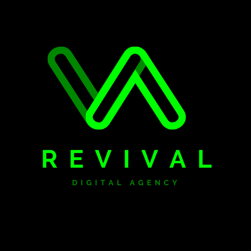 REVIVAL Digital Agency Logo