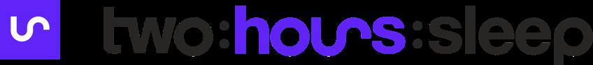 Two Hours Sleep Logo