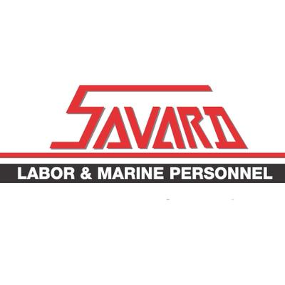Savard Labor & Marine Personnel Logo