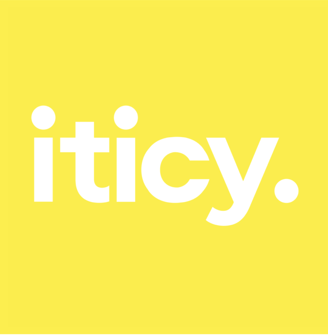 Iticy Logo