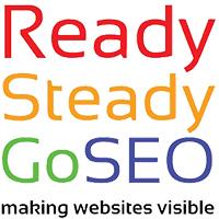 Ready Steady Go SEO Logo