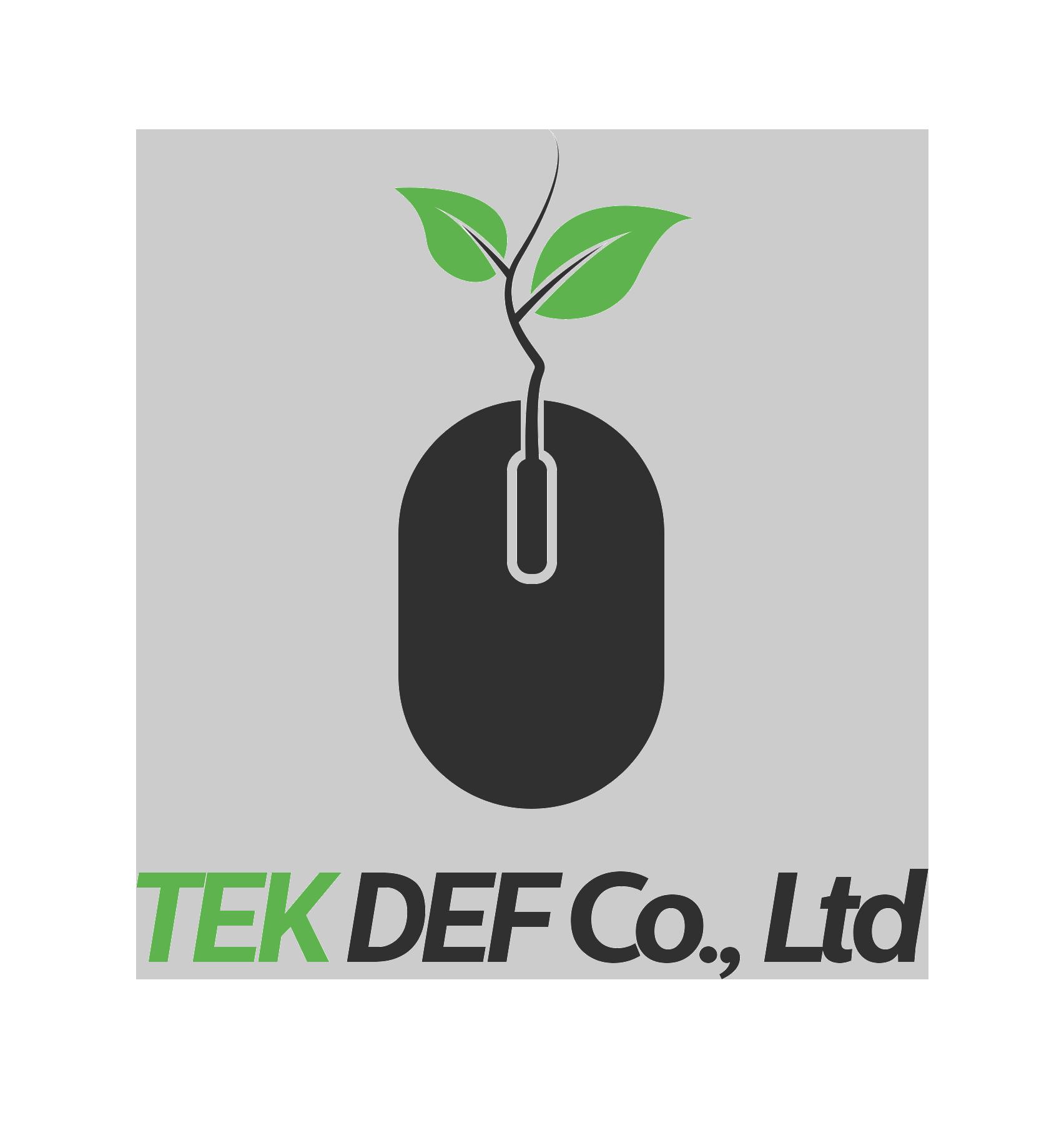 TEK DEF Co., LTD Logo