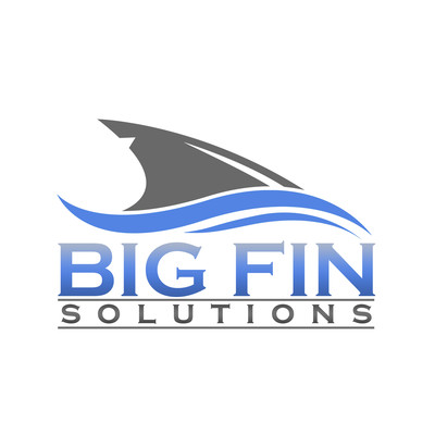 Big Fin SEO Logo