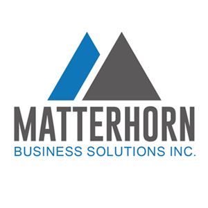 Matterhorn Business Solutions Inc. Logo