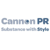 Cannon PR Logo
