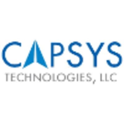 CAPSYS Logo