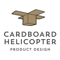Cardboard Helicopter logo