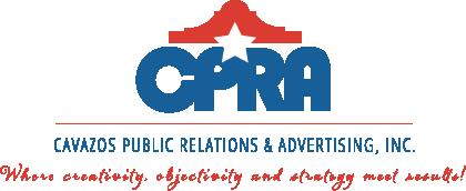 Cavazos Public Relations and Advertising Inc. Logo