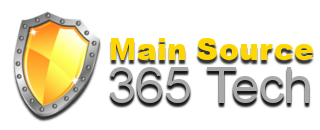 Main Source 365 Tech Logo