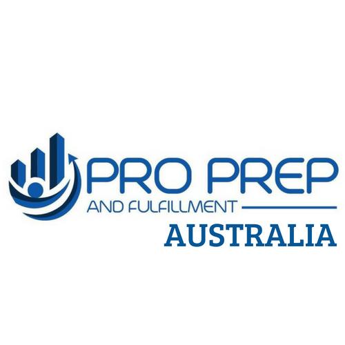 Pro Prep and Fulfillment Australia Logo