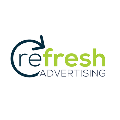 Refresh Advertising Logo