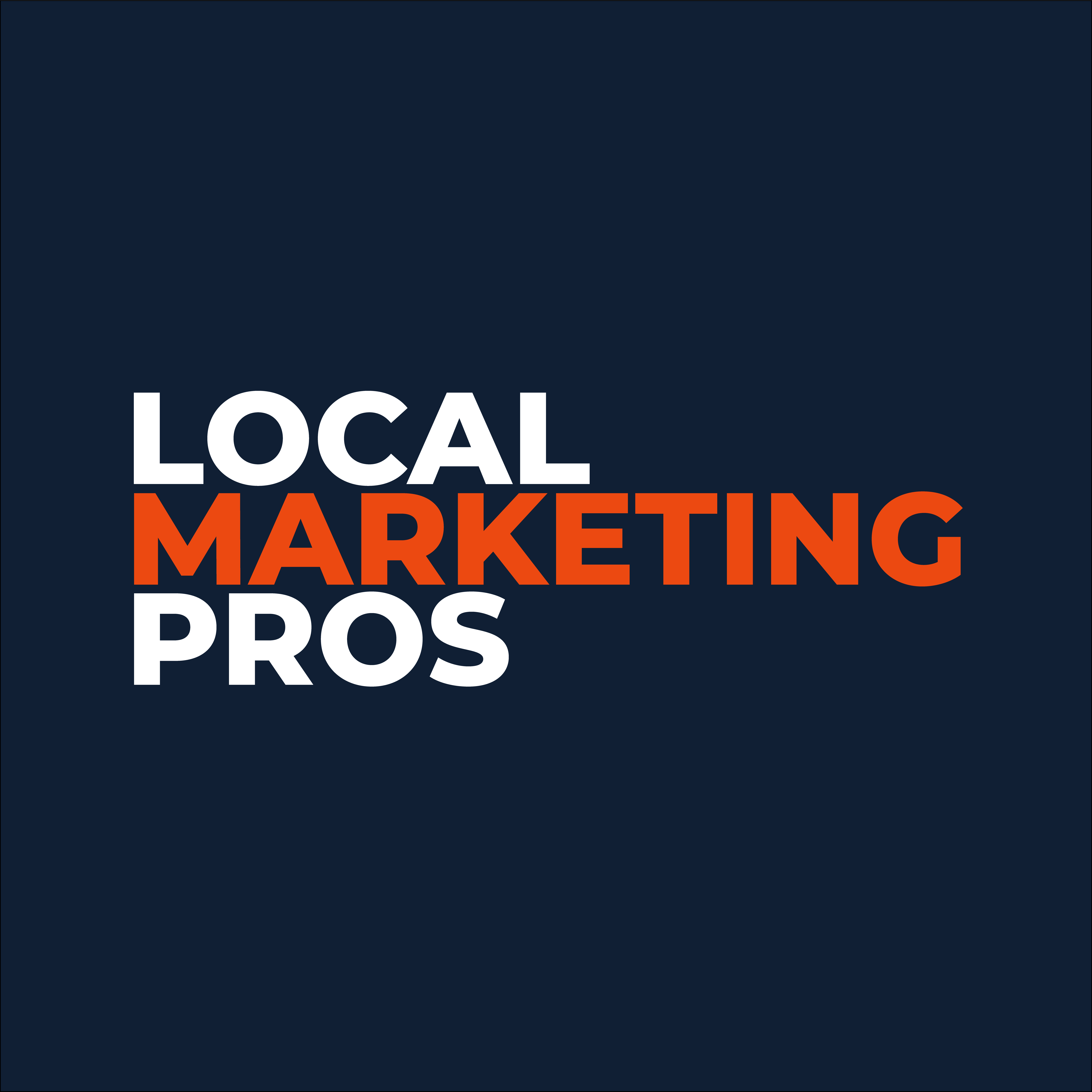 Local Marketing Pros Logo
