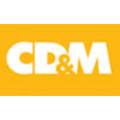 CD&M Communications Logo