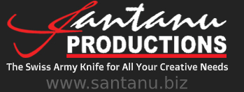 Santanu Productions Logo
