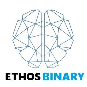 Ethos Binary Logo
