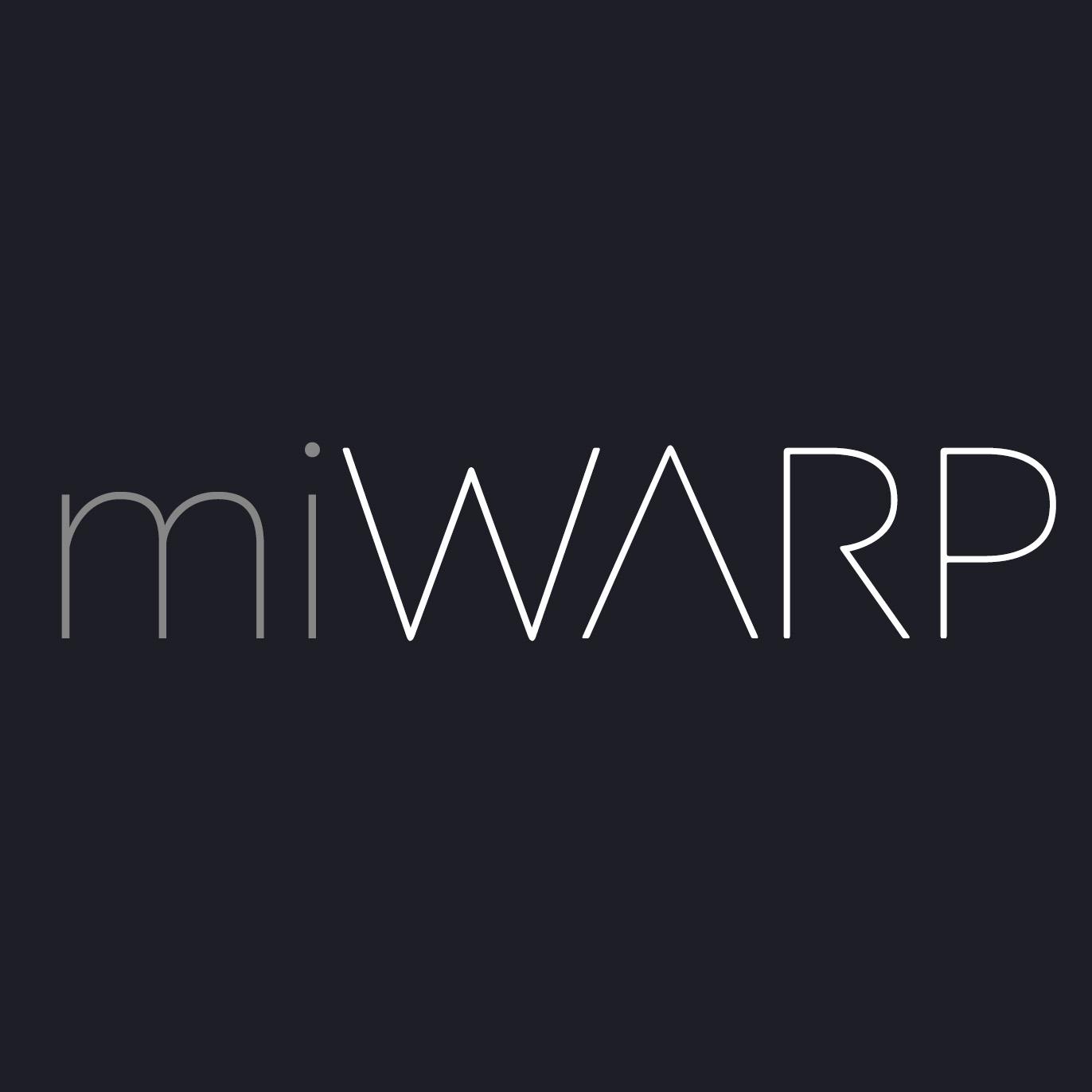 miWARP Logo