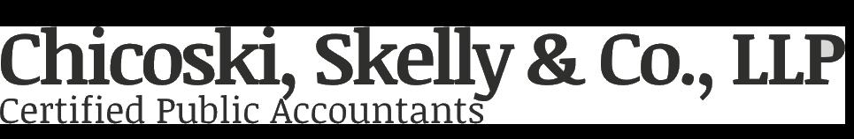 Chicoski, Skelly & Co., LLP Logo