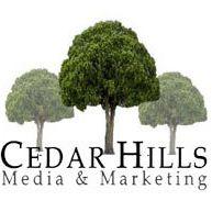 Cedar Hills Media & Marketing logo