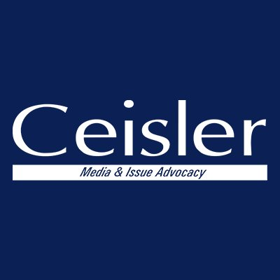 Ceisler Media & Issue Advocacy Logo