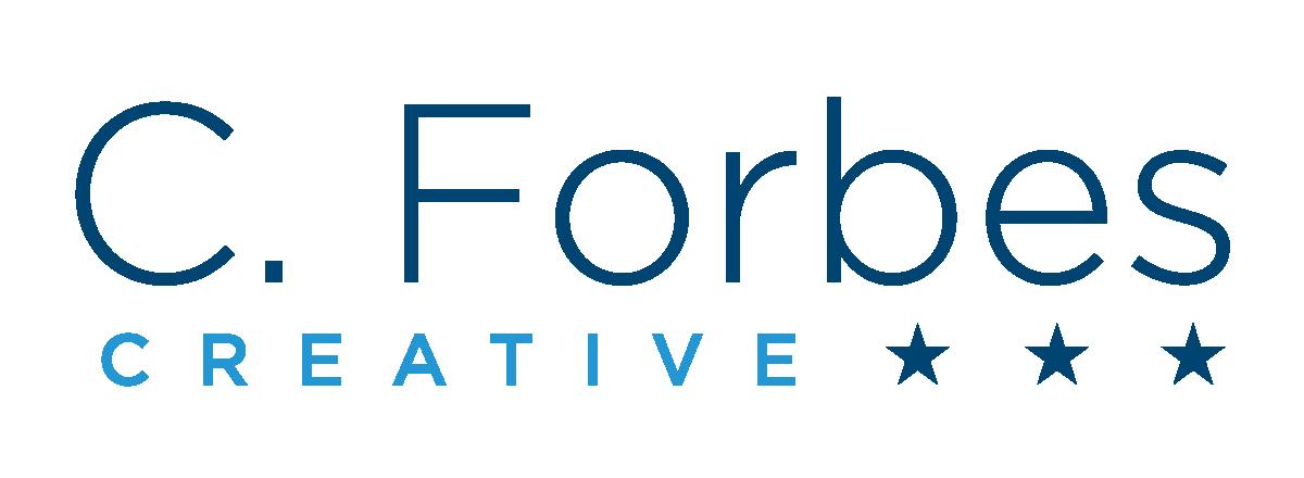 C. Forbes Creative Logo