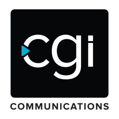CGI Communications logo