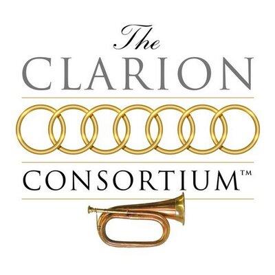Clarion Marketing logo