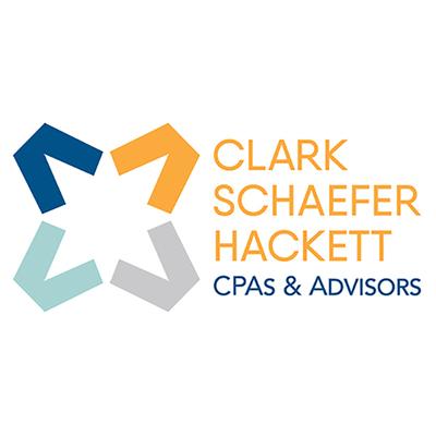 Clark Schaefer Hackett Logo