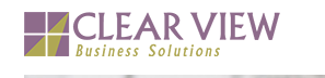 Clear View Business Solutions logo
