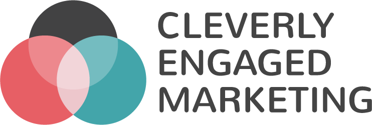 Cleverly Engaged Marketing logo