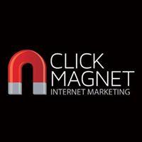 Click Magnet Internet Marketing logo
