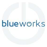 blueworks Logo