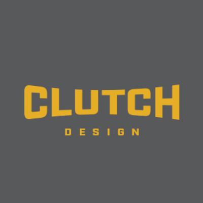 Clutch Design  Logo