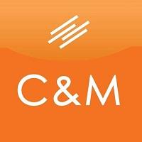 C&M Travel Recruitment Logo