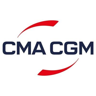 CMA-CGM Adelaide Logo