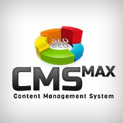 CMS Max Inc. Logo