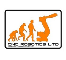 CNC Robotics Ltd Logo