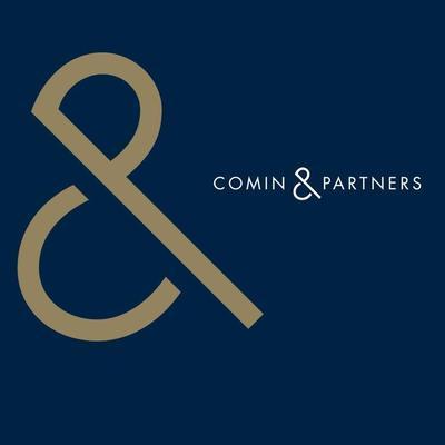 Comin & Partners Logo