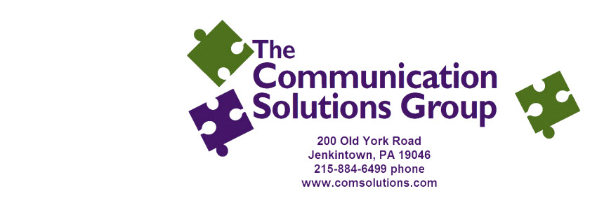 Communication Solutions Group Logo