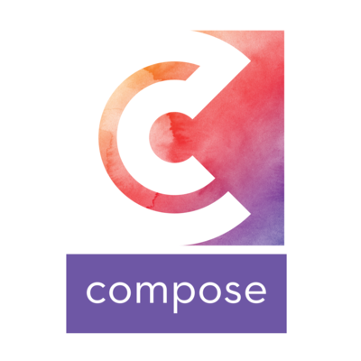 Compose Digital Design Logo