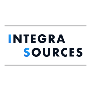 INTEGRA SOURCES Logo