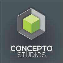 Concepto Studios, Inc. Logo