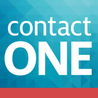 Contact One Logo