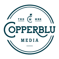 Copperblu Media Logo