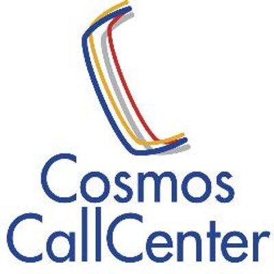 Cosmos Call Center Logo