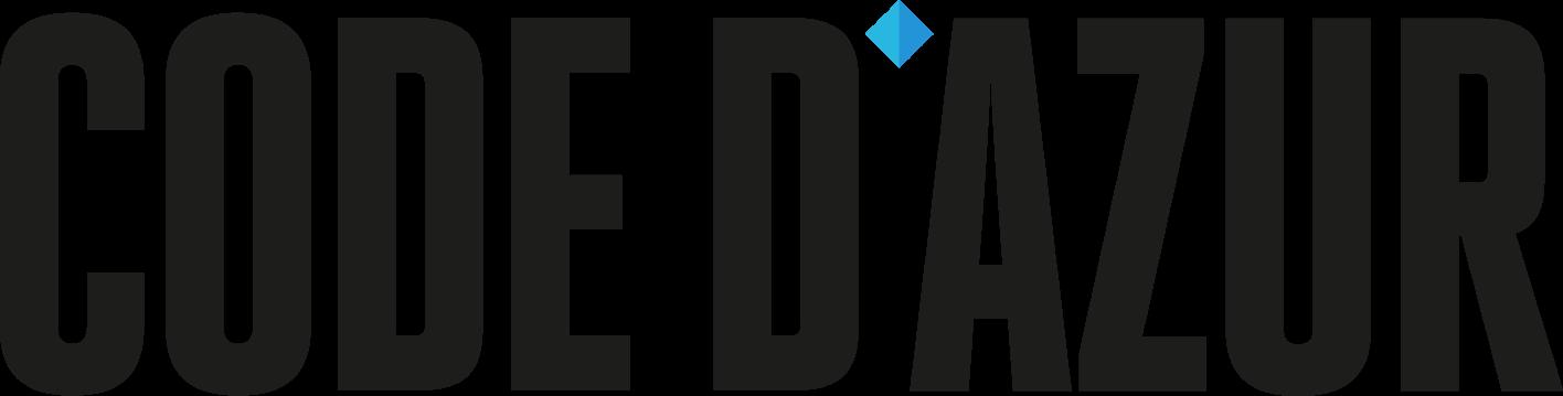 CODE D'AZUR Logo