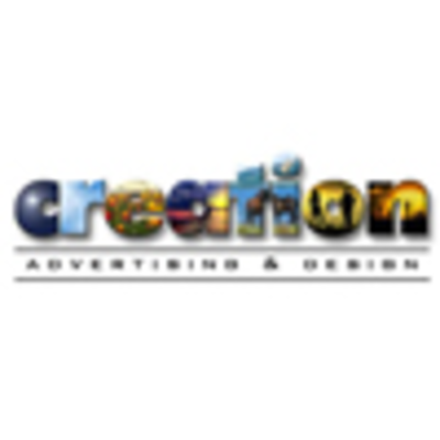 Creation Advertising & Design Logo