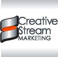 Creative Stream Marketing Logo