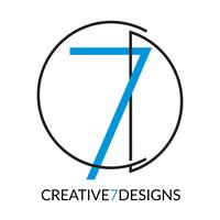 Creative 7 Designs, Inc. Logo