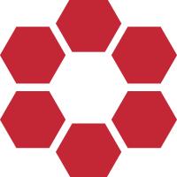 Crimson HexagonLogo