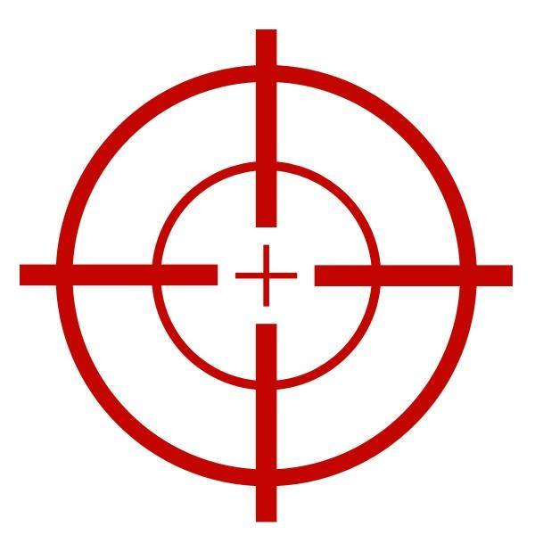 Crosshair Media Placement - Marketing & Advertising Logo